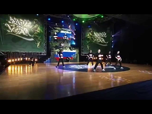 BOTY Belarus / Cis 2013 | ShowCase | OBC (Russia)