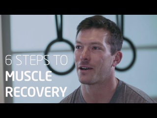 6 Steps to Muscle Recovery with Wes Piatt