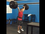 "Spencer Panchik on Instagram: ""Here is a 325# overhead squat from yesterdays CrossFit total which is a 45# PR from my previous max @crossfitgames @crossfit @cfmentality…"""
