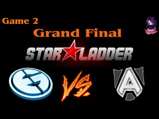 Grand Final The Alliance vs EG #2 (bo3) (Ru) | SLTV 13 Lan Finals (17.01.2016) Dota 2