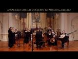 Arcangelo Corelli Concerto Grosso Opus 6 No. 4 in D Major Adagio &amp Allegro Voices of Music