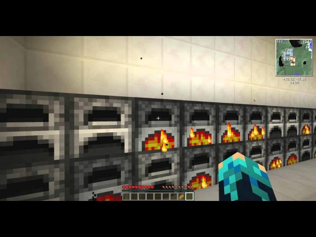 Minecraft. Прохождение карт: SUMMERTOWN II 1 (рэпчик)