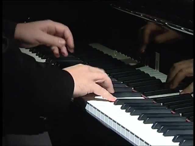 Liszt - Sonetto del Petrarca No.104