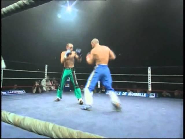 Full-Contact - Christophe Landais vs Jean-Louis Lahcene (Demi Finale 2)