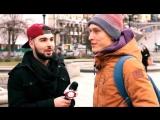 Быть мусульманкой, носить хиджаб и при этом жить в Украине, каково это ?что же думают люди о мусульманской девушке ? Мы провели