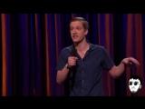 Daniel Sloss Stand-Up CONAN on TBS (24.02.15) русская озвучка SokolJDS