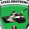 WOT Blitz -Steel Brothers (Стальные Братья)