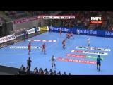 Гандбол / Женщины / Чемпионат мира 2015 / Группа D / 1-й тур / Норвегия - Россия