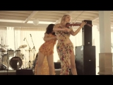 Скрипичный дуэт Шериданс в ресторане-клубе Джотто
