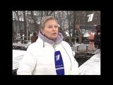 Липецкие Моржи попали на 1 канал Санкт-Петербурга