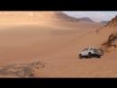 видео В пустыне Вади Рам, Иордания 30.12.2015