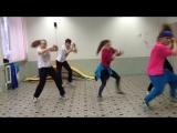 танец под песню Кристина Си мне не смешно