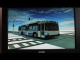Троллейбусный маршрут 8 города Донецка в игре трансити. Начало видио от К/ст Улица Университетская в сторону к/ст Свято-покровск