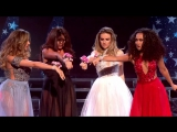 Little Mix - Love Me Like You / Black Magic (Live on The X Factor UK 1.11.2015)