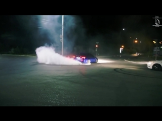 (EA7) BMW M5 e60  Lexus IS F