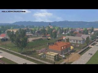 Farming Simulator 15 FSH Modding Map V5 _ Video Preview