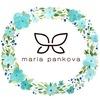 MARIA PANKOVA свадебные платья и украшения