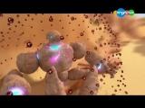 Соник Бум / Sonic Boom 1 сезон 16 серия - Спящий гигант (Карусель)