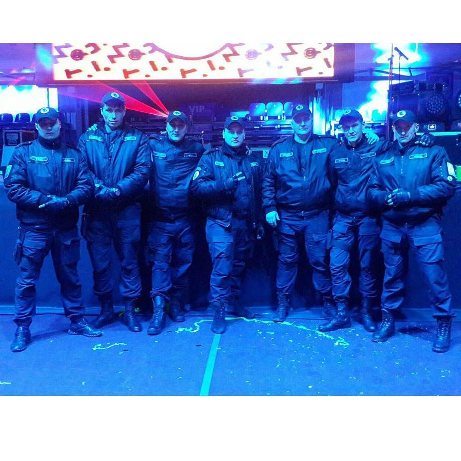 Сотрудники охраны Арсенал Союз