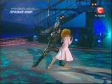 Танцуют все 2 - Катя и Олег(Эдвард руки-ножницы)