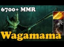 Dota 2 Highlights - Wagamama 6700 Plays Necrolyte - Normal Gameplay