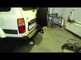 Toyota Land Cruiser 80 swap 2UZ