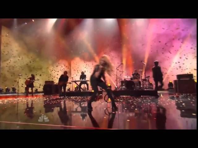 Shakira - Empire   Live at iHeartRadio Music Awards 2014