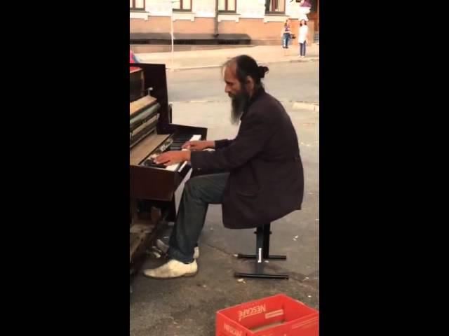 Бездомный талант