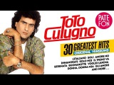 Toto CUTUGNO - 30 GREATEST HITS (Original versions)LP Vinyl Quality
