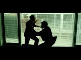 The Bourne Supremacy fight scene