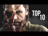 Top 10: Things You Should Know About Metal Gear Solid 5 Phantom Pain