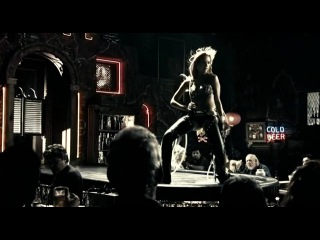 Sin City | Jessica Alba dance