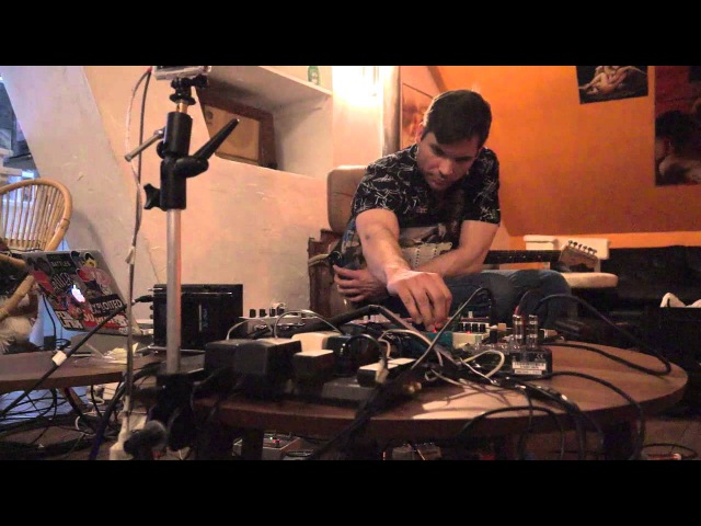 Torn Hawk Boiler Room Paris Live/AV Set and QA