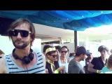 Ricardo Villalobos &amp Kalabrese ready made @ Streetparade 2011 - Badi Enge Z