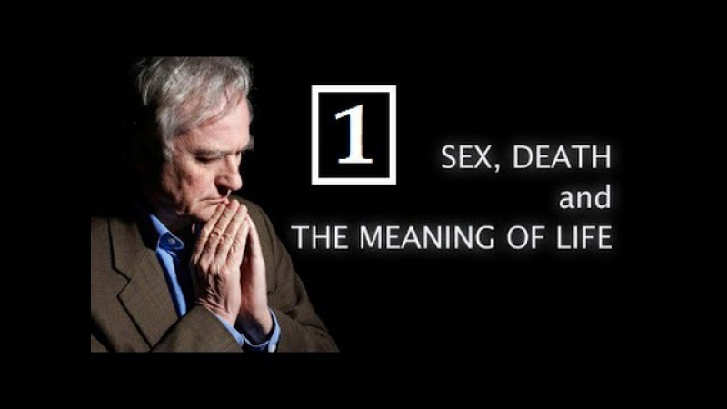 Richard Dawkins Sex Death and the Meaning of Life Part 1 Sin Subs