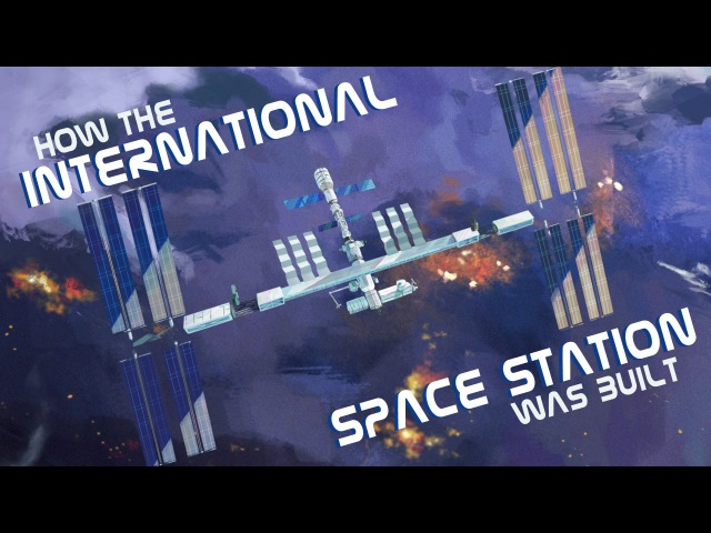 The incredible collaboration behind the International Space Station - Tien Nguyen