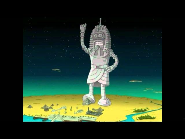 Bender Remember Me - S3E17 A Pharaoh to Remember