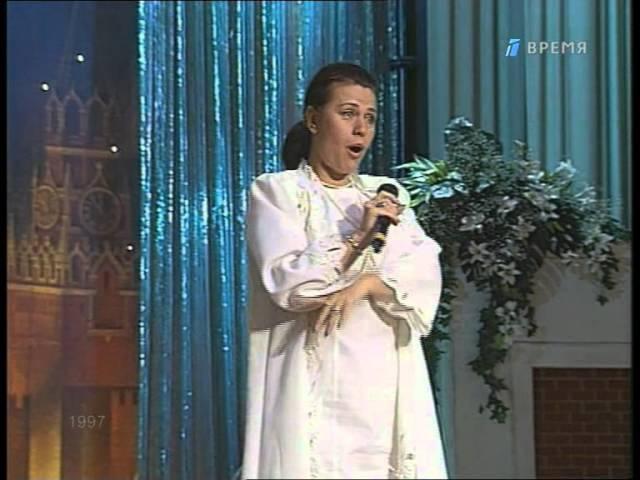 В Толкунова на Юбилее 55 М Магомаева 1997