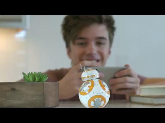 Робот игрушка BB-8