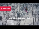 Atomic We Are Skiing 2015