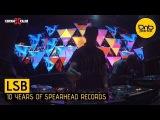 LSB - 10 Years of Spearhead Records DnBPortal.com
