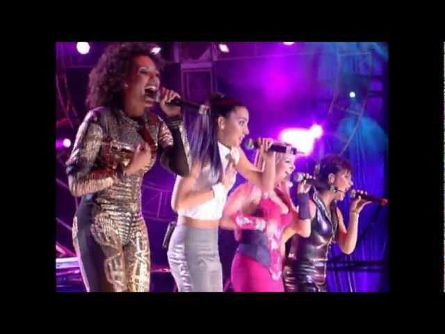 Spice Girls - Who Do You Think You Are (Live at Wembley)