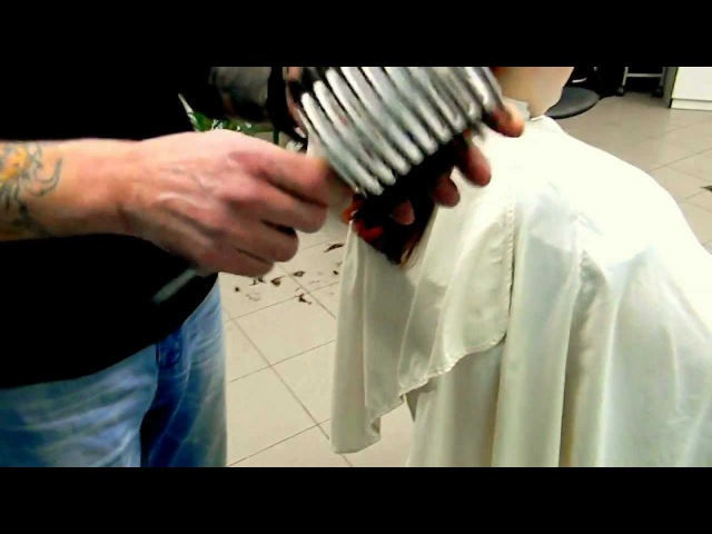 Главный секрет как правильно работать брашингом и феном Вартан Болотов