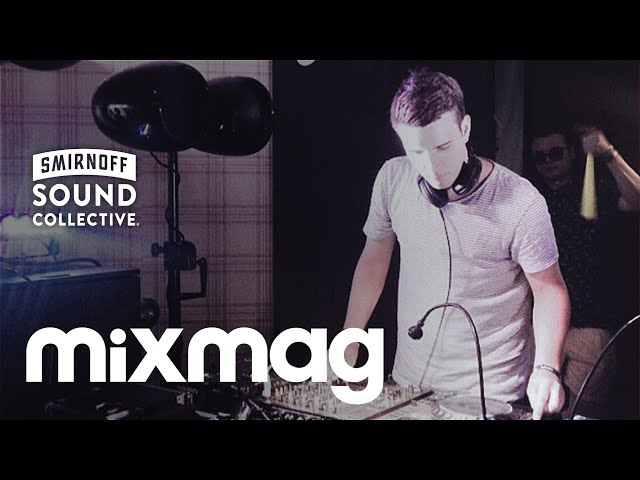 NETSKY d'n'b set in The Lab @ the Smirnoffhouse