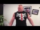 Brock Lesnar Destroys Triple H's office at WWE Headquarters - Raw, May 6, 2013 - HD