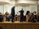 D. Shostakovich - Concerto op.107-a II-III-IV Yuri Tkanov (viola), Vladimir Rujaev 13.02.2008