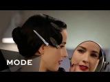 Dita von Teese Easy Hair DIY   Hair Report