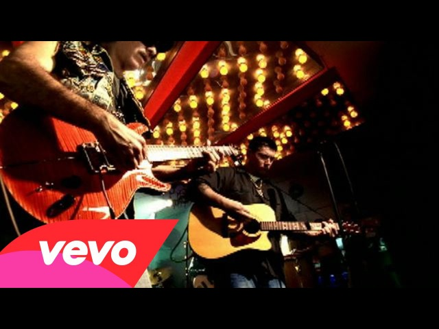 Santana - Put Your Lights On ft. Everlast (Official Video)