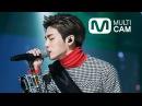 Fancam Jonghyun종현 Crazy Feat.Iron @M COUNTDOWN Rehearsal_150212