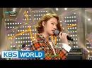12 мая 2015 г.MD -Ким Хи Чоль Ким Джунгмо(Гитарист) I Wish   미아리45800계동 - 하고싶어 [Music Bank HOT Stage / 2015.04.24]